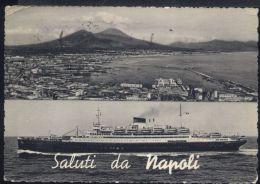 WA202 SALUTI DA NAPOLI - Traghetti