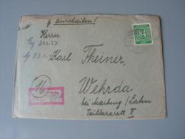 == R-Brief Hofheim Heimtabeleg - Gemeinschaftsausgaben