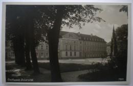 Allemagne / Deutschland - Greifswald - Universität - Plan Inhabituel / Ungewöhnlicher Blick (n°40) - Greifswald