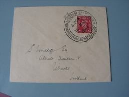 == GB Cv, 1946 Brighton Congress - Briefe U. Dokumente