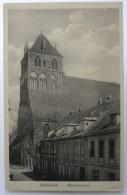 Allemagne / Deutschland - Greifswald - Marienkirche - (n°41) - Greifswald