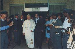 VATICANO - VIAGGIO DI PAPA GIOVANNI PAOLO II IN AFRICA - 1988 - Vaticano