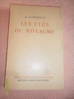 ROMAN -  ( LES CLES DU ROYAUME  )     Edition Du MONDE    -  370 Pages - Livres, BD, Revues