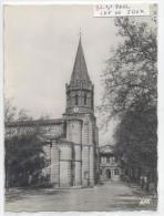 """ST PAUL CAP DE JOUX   /  81  """"  VUE GENERALE    """"     CPM / CPSM  10 X 15 - Saint Paul Cap De Joux"""