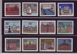 BRD Michel Nr.  416 - 27  Landeshauptstädte 1964 - Ungebraucht