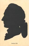 SILHOUETTE  GOETHE 1780 - Silhouettes