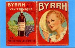 Petit Dépliant BYRRH - Publicités