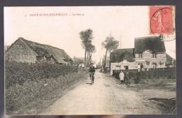 SAINT-AUBIN-DES-PREAUX . Le Bourg . - Other Municipalities