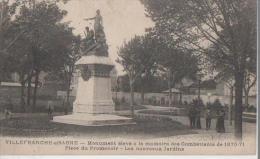 VILLEFRANCHE SUR SAONE ( V.place Du Promenoir ) - Villefranche-sur-Saone