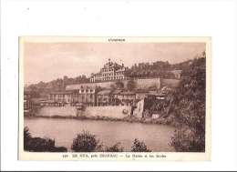 LE GUA, Près CRANSAC. - La Mairie Et Les écoles. - France