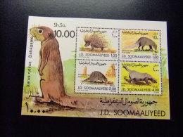 SOMALIE - SOOMAALIYEED 1984 FAUNA - MAMMIFERES Yvert Nº 15 ** MNH - Somalia (1960-...)