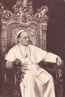 Doodsprentje    -Paus PIUS XI   1857-1939 - Images Religieuses
