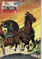 TINTIN   N° 391   -  -   DARGAUD  AVRIL 1956 - Tintin