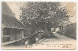 91 - (ETAMPES) - LA CHALOUETTE Derrière Le Moulin De L'Hospice - Portail Du XVIe Siècle - Mulard 84 - Etampes