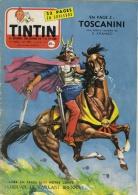 TINTIN   N° 450   - ATTANASIO -   DARGAUD  JUIN 1957 - Tintin