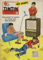TINTIN   N° 543   - GHION -   DARGAUD  MARS 1959 - Tintin