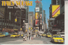 AUTO - TAXI - NEW YORK, Times Square - Taxis & Droschken