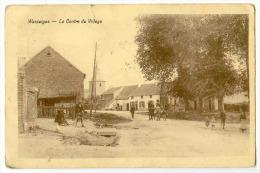 D 11008 - WASSEIGES - Le Centre Du Village - Wasseiges