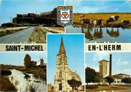 : Réf : J-12- 7113  : Saint Michel En L'Herm - Saint Michel En L'Herm