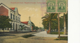 Recuerdo De Cucuta Hospital De Caridad Grussaus C. No 2 Cogollo Hnos Circulada C. 1923 - Colombie