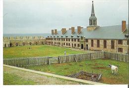 Louisbourg Fortress, Cape Breton, Nova Scotia  Walled Town - Cape Breton