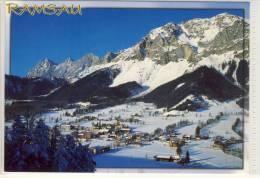 RAMSAU, Winteridylle In Der Dachstein Tauernregion, Langlaufparadies Und Gletscherskilauf - Ramsau Am Dachstein
