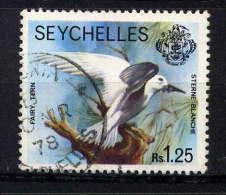SEYCHELLES - N° 381° - STERNE BLANCHE - Seychelles (1976-...)
