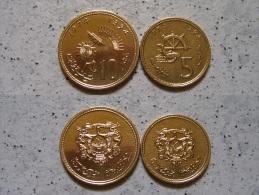 5 Und 10 Centimes - 1974 Marokko                       (A113) - Marokko