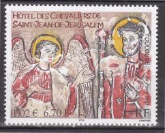 France - 2001 - Oeuvres D´ Art -St Jean De Jérusalem Toulouse -  N° 3385  - Neuf ** - MNH - Non Classificati