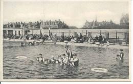 LANCS - ST ANNES ON SEA - THE BATHS   La 1053 - Other