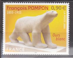 France - 2005 - Oeuvres D´ Art - François Pompon -  N° 3806  - Neuf ** - MNH - Non Classificati