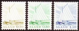 Aland 1984 - Y&T 1 à 6 ** (MNH) - Aspects De L´archipel - Aland