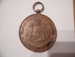 Cornigliano Ligure Medaglia Collegio Calasanzio Delle Scuole Pie 1910/1911 - Altri