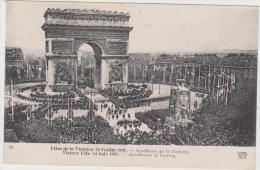 FETES DE LA VICTOIRE ...PARIS ..APOTHEOSE DE LA VICTOIRE - Weltkrieg 1914-18
