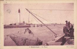 59 - Dunkerque - Le Phare (animée) - Dunkerque
