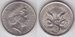 Australia - KM 401 - 5 Cents - 2005 - Unc - Dezimale Münzen (1966-...)