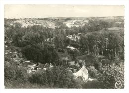 Très Belle Et Rare CPSM Mailly Le Château (89) - Vue Générale - Photo Collin à Tannay - Nièvre - Autres Communes