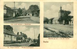 Romania-----Resita-----old Postcard - Roemenië