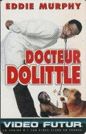 CARTE-VIDEO FUTUR-N�57-DOCTEUR DOLITTLE-TBE -