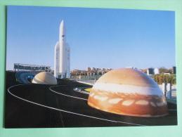 Cité De L'ESPACE - Astronomia