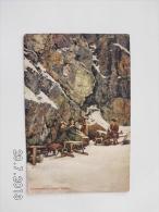 Halltal. - Wintersport In Tirol. - Austria