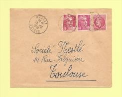 Massat - Ariege - 10-12-1948 - 1921-1960: Periodo Moderno
