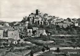 ROCCAVALDINA (ME) PANORAMA 1966 - Messina