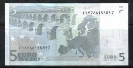 2ENG105 - IRLANDA , BANCANOTA Serie T - K003 UNC . SEE PHOTO - EURO