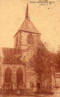 51  Ste  MENEHOULD              L ' église - Sainte-Menehould