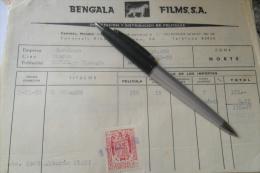 Cinema Orduña Orduñes Bengala Films - España