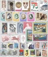 ITALY REPUBLIC ITALIA REPUBBLICA YEAR ANNATA COMPLETA 1976 NUOVA MNH - Full Years