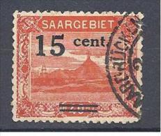 SARRE YVERT N� 72 OBL TTB