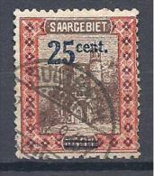 SARRE YVERT N� 74 OBL TTB