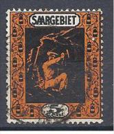 SARRE YVERT N� 84 OBL TTB